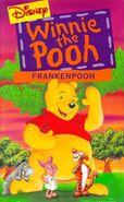 Winnie the Pooh Franken Pooh VHS