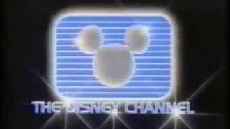 The Disney Channel Image Promo - 1983