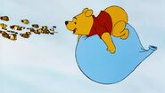 The Many Adventures of Winnie the Pooh Exuse me please bees