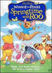 Winnie the Pooh- Springtime with Roo