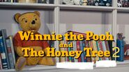 Winnie the Pooh and the Honey Tree 2 title card