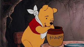 Disney's The Many Adventures of Winnie the Pooh Story