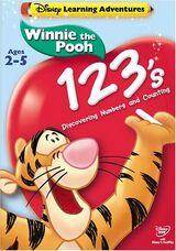 Winnie the Pooh: 123's