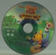 Winnie the Pooh - Friendly Tails DVD