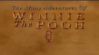 Pooh's Grand Adventure 1997 VHS Trailer Coming In August 5th