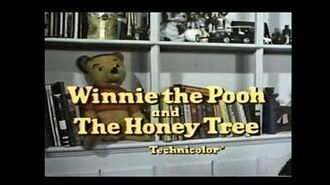 Opening To Winnie The Pooh And The Honey Tree 1986 VHS