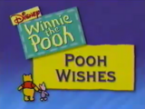 Pooh Wishes