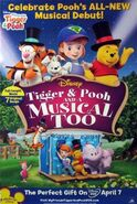 Tigger & Pooh and a Musical Too Poster