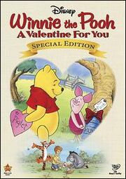 Winnie the Pooh-A Valentine For You