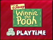Playtime title card