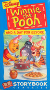 Winnie the Pooh and a Day for Eeyore 1994 VHS