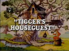 Tigger's Houseguest