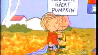 It's the Great Pumpkin Charlie Brown Winnie the Pooh halloween the 2001