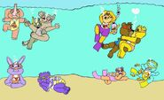 Care bears underwater fun by 101boy d2ff2fd-fullview
