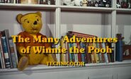 The Many Adventures of Winnie the Pooh title card