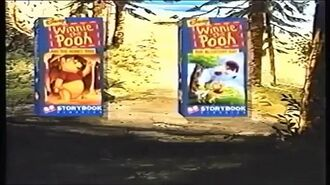 Winnie the Pooh Videos Commercials (1994)