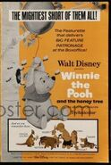 Winnie the Pooh and the Honey Tree Pressbook 3