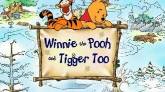 Disney's Animated Storybook Winnie the Pooh and Tigger Too (Read Along)