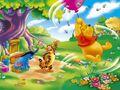 Pooh Wallpaper - Pooh Riding Balloon.jpg