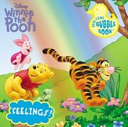 Winnie the Pooh Feelings! Book Cover