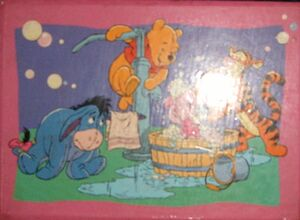 Pooh You Are My Sunshine Keepsake Box