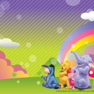 Winnie The Pooh Wallpapers Winniepedia Fandom