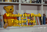 Winnie the Pooh and Tigger Too title card