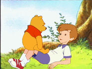 Christopher Robin and Pooh Bear 929220202