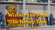 Winnie the Pooh and the Honey Tree title card