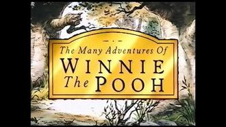 The Many Adventures of Winnie the Pooh - 1996 VHS Trailer