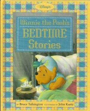 Book - Winnie the Pooh's Bedtime Stories