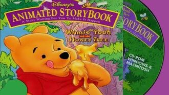 A SOMEWHAT WALKTHROUGH OF DISNEY'S ANIMATED STORYBOOK WINNIE THE POOH AND THE HUNNY TREE IN HD
