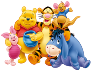 Winnie-the-Pooh-Characters