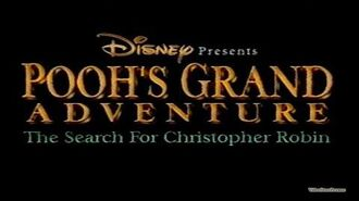 Pooh's Grand Adventure - The Search for Christopher Robin trailer (1997)