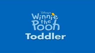 Disney's Winnie the Pooh Toddler PC Gameplay