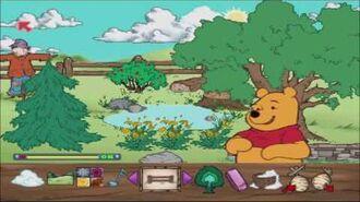 Disney's Winnie the Pooh Kindergarten Part 6 - Pooh's Thoughtful Spot (Gameplay Walkthrough)