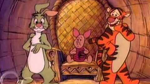 Pooh Bear - Piglet Who Would Be King (Full Episodes)