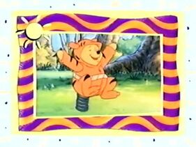 Winnie the Pooh Sing a Song with Tigger