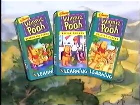 Winnie the Pooh Learning Commercial (1994)