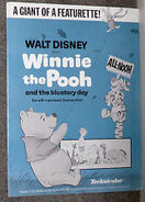 Winnie the Pooh and the Boustery Day Pressbook 2