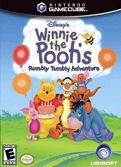 Winnie the Poohs Rumbly Tumbly Adventure Logo