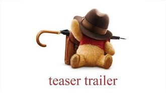 Christopher Robin Official Teaser Trailer-2