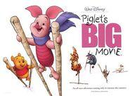 Movie poster piglets big movie