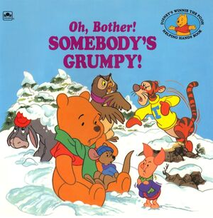Oh, Bother! Somebody's Grumpy Cover (Older)