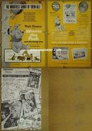 Winnie the Pooh and the Honey Tree Pressbook