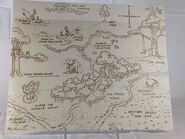 The Many Adventures of Winnie the Pooh map