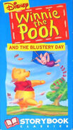 Winnie the Pooh and the Blustery Day 1994 VHS