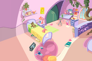 Bloom's Bedroom 1-3