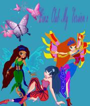 Winx Club My Version Album 1 Cover