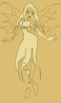 Drana one of the first fairies of Supremix